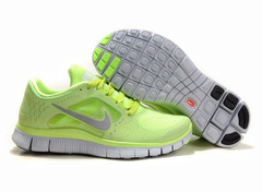 Кроссовки женские Nike Free Run Green