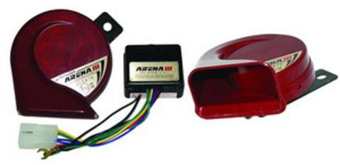 Турбинный звуковой сигнал MITSUBA MBW-2E23R