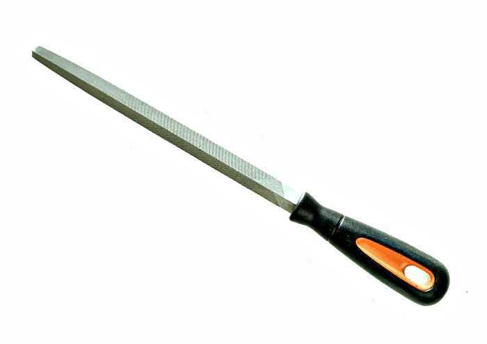Напильник трехгранный  250мм насечка личная Bahco 1-170-10-2-2