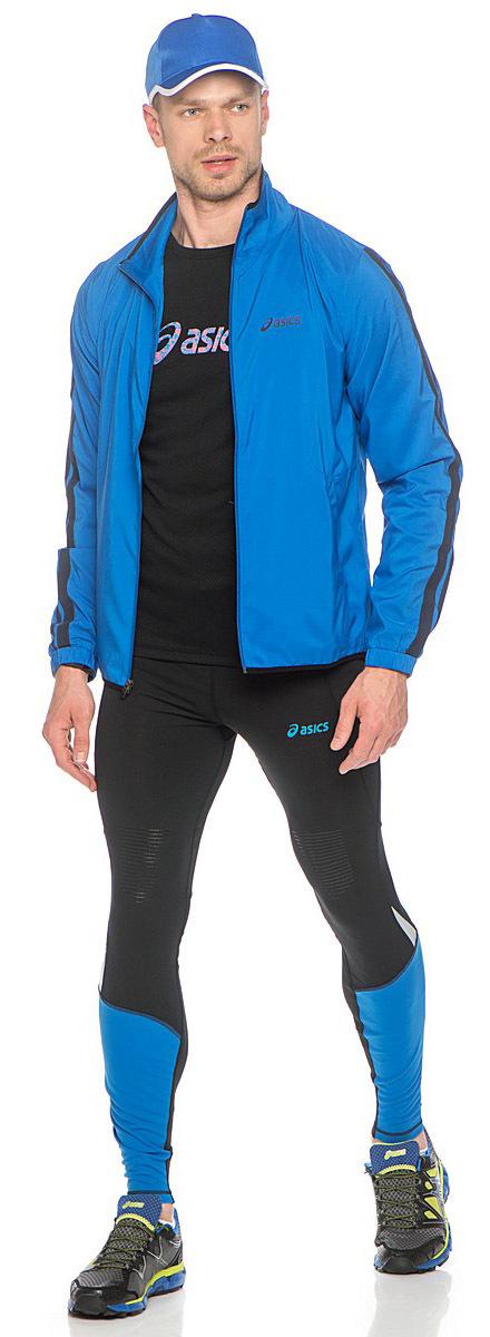Мужская ветровка Asics Woven Track Jacket (113154 0861) фото