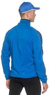 Мужская ветровка Asics Woven Track Jacket (113154 0861) голубая