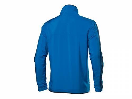 Мужская ветровка асикс Woven Track Jacket (113154 0861) голубая