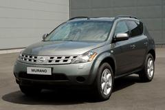 Защита передних фар прозрачная Nissan Murano (227160)