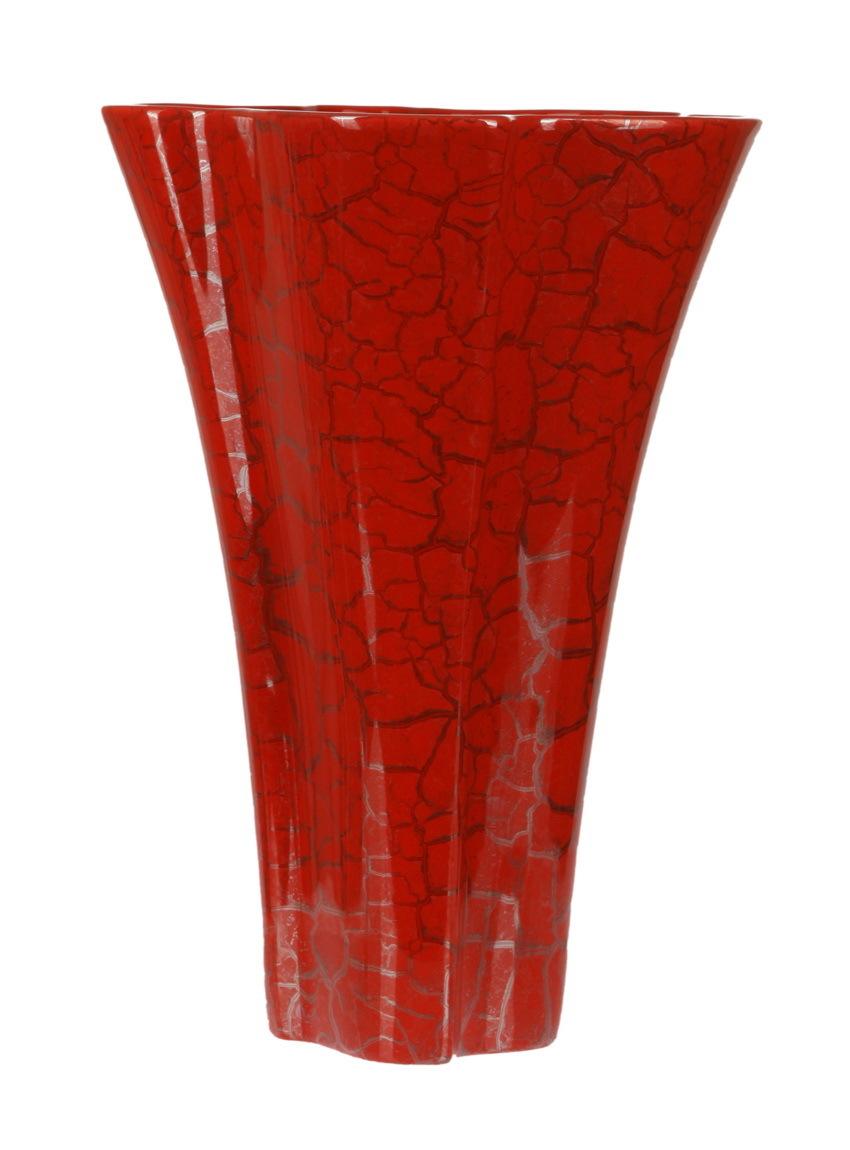 Вазы настольные Элитная ваза декоративная Red Passion волнистая высокая от Sporvil elitnaya-vaza-dekorativnaya-red-passion-volnistaya-ot-sporvil-portugaliya.jpg