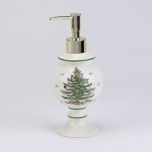 Дозаторы для мыла Дозатор для жидкого мыла Avanti Spode Christmas Tree dozator-dlya-zhidkogo-myla-spode-christmas-tree-ot-avanti-ssha-kitay.jpg