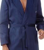 Домашний халат из хлопка B&B