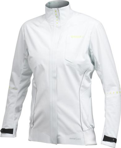 Куртка Craft Elite Run Pace женская белая