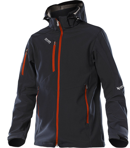 Лыжная куртка 8848 Altitude Asteroid Softshell Jacket Red