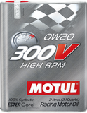 Motul 300V 0W-20  High RPM Синтетическое моторное масло для Toyota Japan GT, Formula Renault