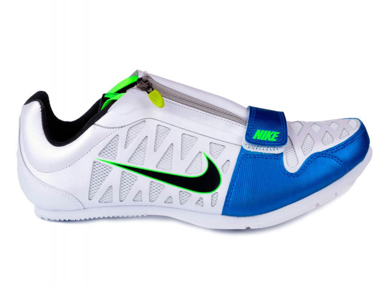 Nike Zoom Long Jump Шиповки для прыжков в длину white