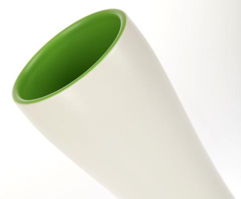 Элитная ваза декоративная Madeyra белая от Antonio Rosa