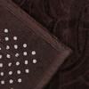 Элитный коврик для ванной Damasco 833 caffe от Roberto Cavalli