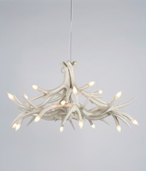 Люстра  ROLL & HILL  Superordinate Antler Chandelier - 12 Antlers
