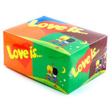 Жвачка Love is MIX, блок 80 шт.