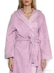 Элитный халат махровый Crociera лаванда от Blumarine