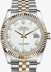 Наручные золотые часы Rolex Datejust 116233 D