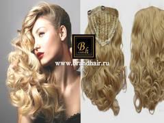 Набор волос Easy Hair-Оттенок 613-блонд-38 CM
