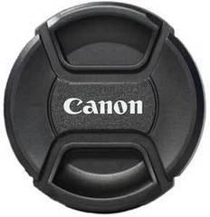 Canon E-58U 58mm (Крышка для объектива Кэнон 58 мм)