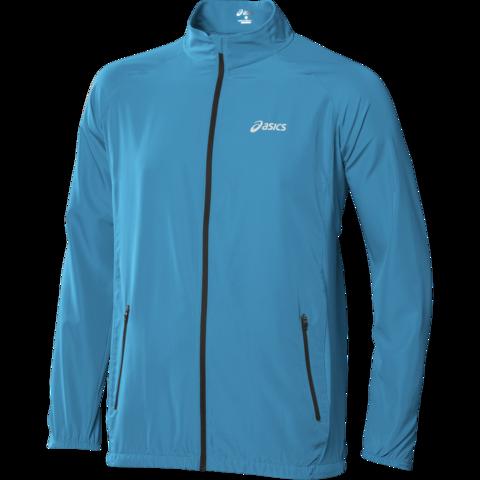 Ветровка мужская Asics Woven Jacket blue