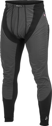 Термобелье Рейтузы с ветрозащитой Craft Active Extreme Windstopper Black мужские