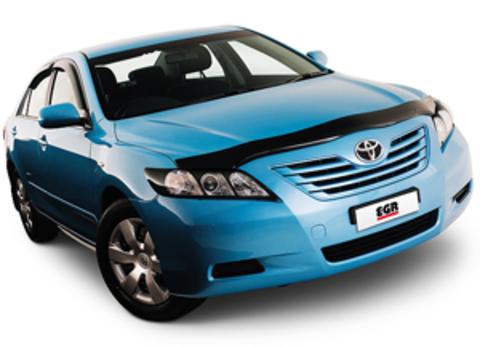 Защита передних фар прозрачная Toyota Camry 2006- (EGR1053)