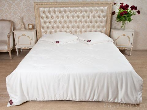 Элитное одеяло шелковое 150х200 Luxury Silk от German Grass