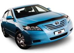 Защита передних фар карбон Toyota Camry 2006- (EGR1053CF)