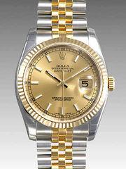 Наручные часы Rolex Datejust 116233 Champagne