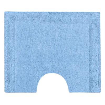 Коврики для унитаза Коврик для унитаза 50x55 Vossen Charming steel blue elitniy-kovrik-dlya-unitaza-charming-goluboy-441-ot-vossen.jpg