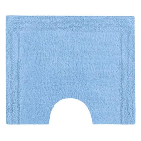 Элитный коврик для унитаза Charming steel blue от Vossen