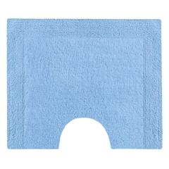 Коврик для унитаза 50x55 Vossen Charming steel blue