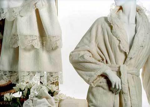 Полотенце 100х150 Lady Laura Agrifoglio ваниль