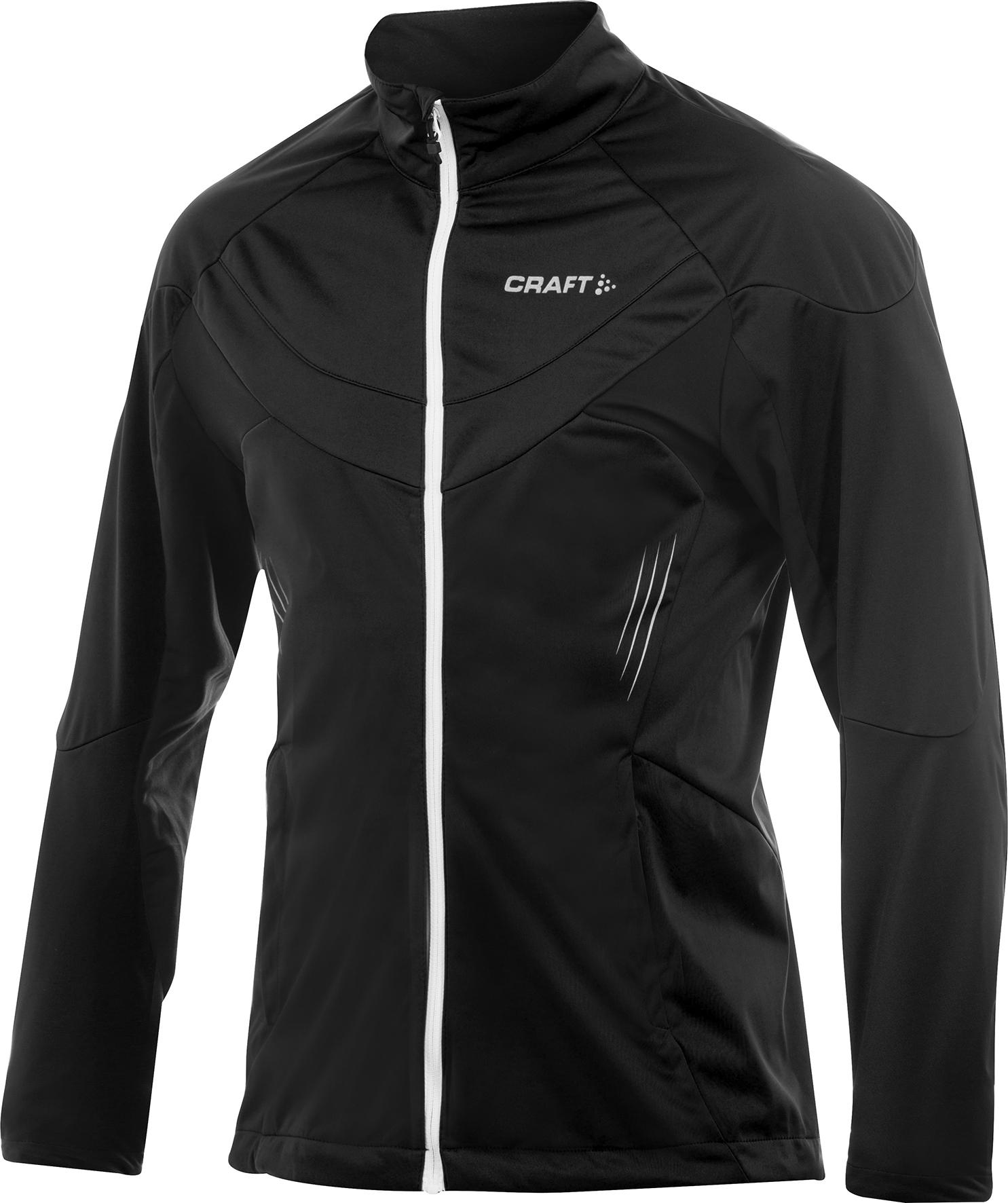 Мужская лыжная куртка Craft PXC High Performance Black (1901716-9900)