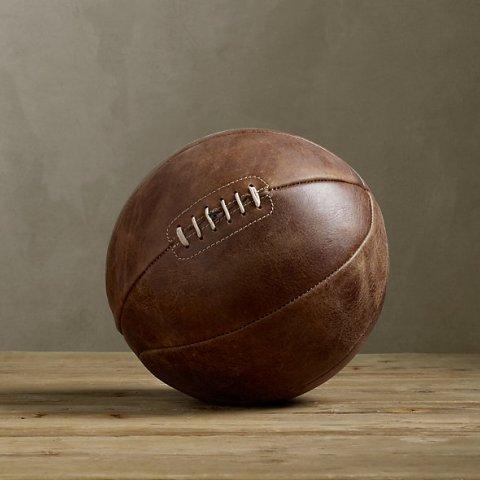Сувенир Мяч баскетбольный от Restoration Hardware