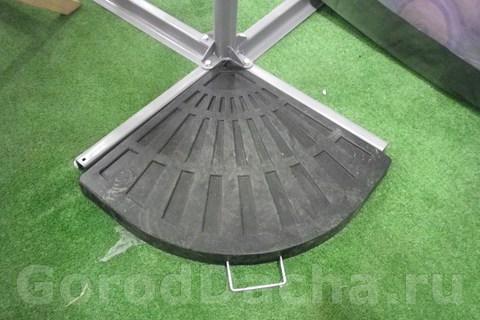 Утяжелитель для зонта каучуковый