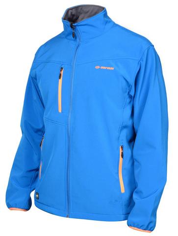 Лыжная утепленная куртка Mormaii Pure Blue мужская