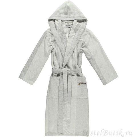 Элитный халат махровый Sauna 5006 от Cawo
