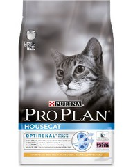 Pro plan adult housecat with chicken cat