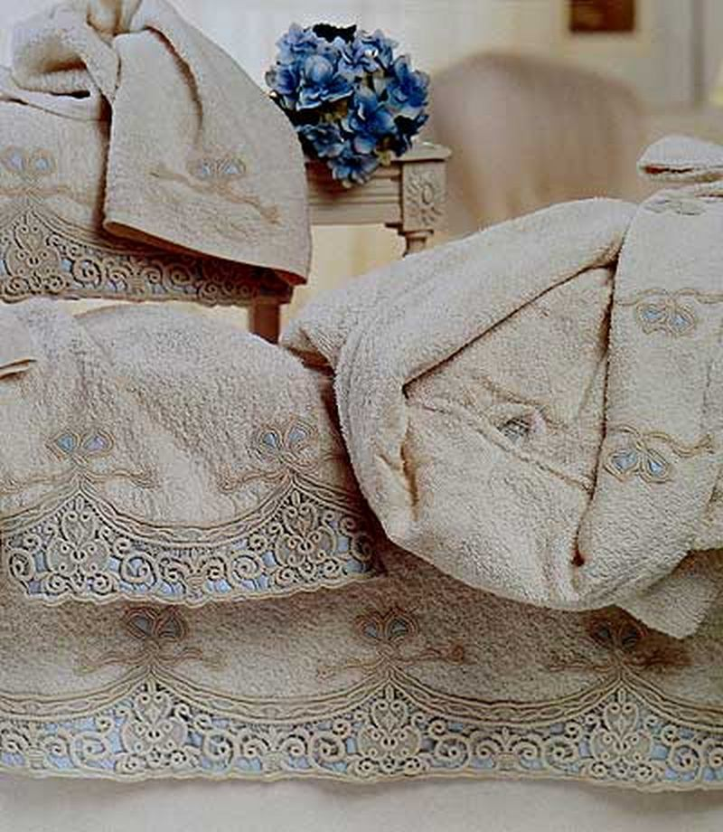 Полотенца Полотенце 100х150 Lady Laura Lunare слоновой кости italyanskoe-polotence-lunare-ot-lady-laura.jpg