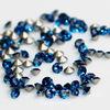 1028 Стразы Сваровски Capri Blue PP 14 (2-2,1 мм), 10 штук ()