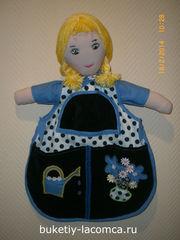 Кукла фартук