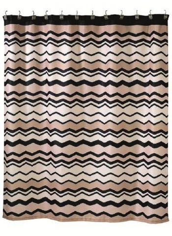 Элитная шторка для ванной Lauren от Avanti