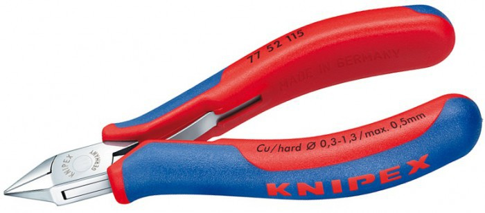 Бокорезы для электроники Knipex KN-7752115