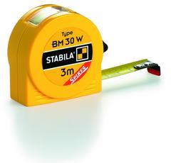 Карманная рулетка Stabila тип BM30W 3 метра