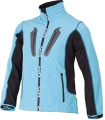 Куртка One Way Cata голубая
