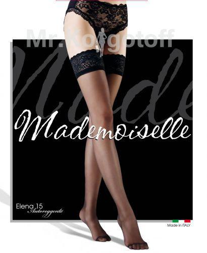 Чулки Mademoiselle Elena 15