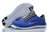 Кроссовки женские Nike Free Run 3.0 V5 Blue