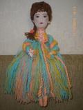 Национальная кукла Василиса