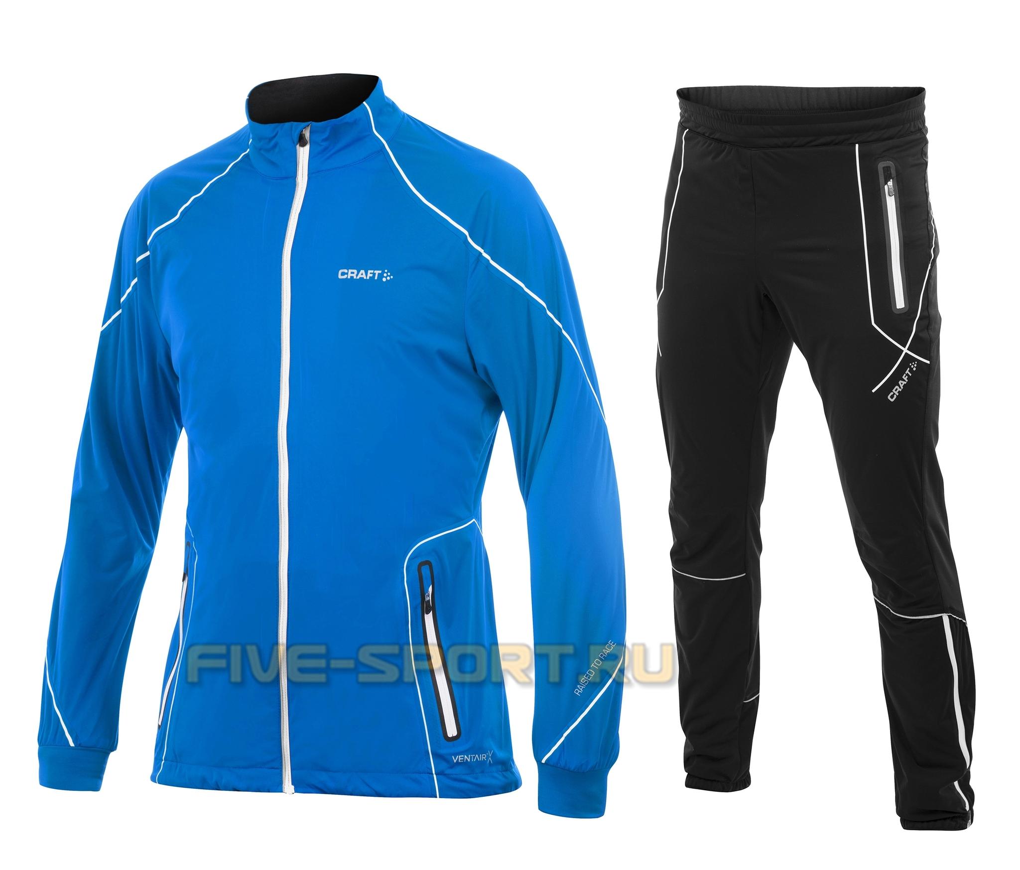 Лыжный костюм Craft High Function синий мужской
