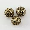 """Бусина - шарик TierraCast """"Casbah"""" 7 мм (цвет-античное золото) ()"""